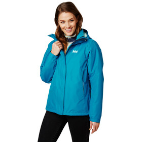 Helly Hansen Squamish 2.0 CIS Chaqueta Mujer, blue wave
